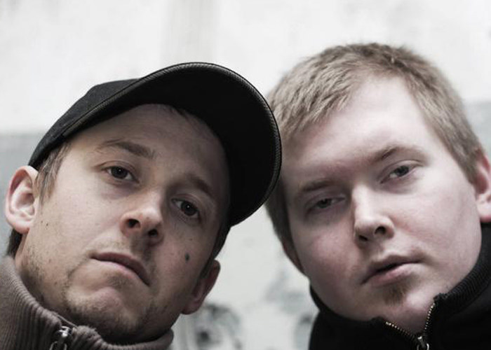 Claes Rosen i Ole Näslund z L-Wiz /