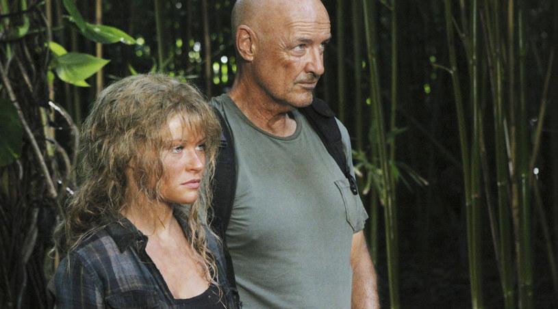 """Claire i John - kadr z """"Zagubionych"""" /AXN"""