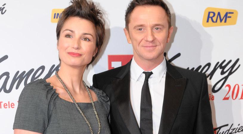 Co teraz zrobią Joanna Brodzik i Paweł Wilczak? /Agencja W. Impact