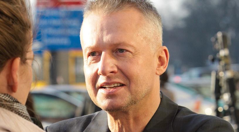 """""""Co ty wiesz o ratowaniu?"""" - mógłby spytać Bogusław Linda /Pawel Przybyszewski /MWMedia"""