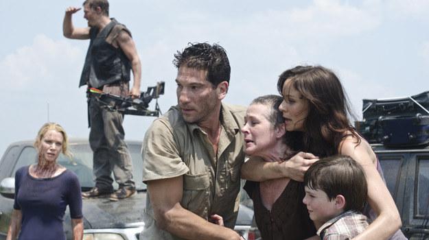"""Cóż w nowych odcinkach """"The Walking Dead""""? Nie jest różowo, to wam powiemy /FOX"""