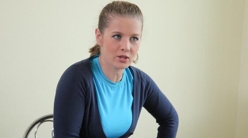 Czesia (Anna Powierza) /Agencja W. Impact