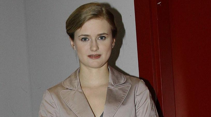 Czuję się Europejką - przekonuje Marta Chodorowska /Jarosław Wojtalewicz /AKPA