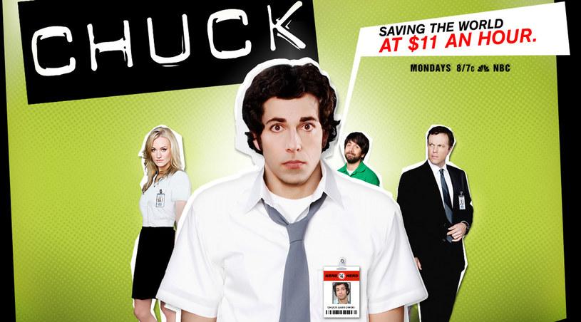 """Czwarty sezon """"Chucka"""" pełen jest gościnnych występów gwiazd kina i telewizji /materiały prasowe"""