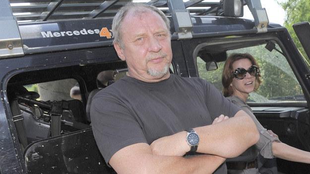 Czy Andrzej Grabowski wygląda na rosyjskiego mafiozo? /Baranowski /AKPA