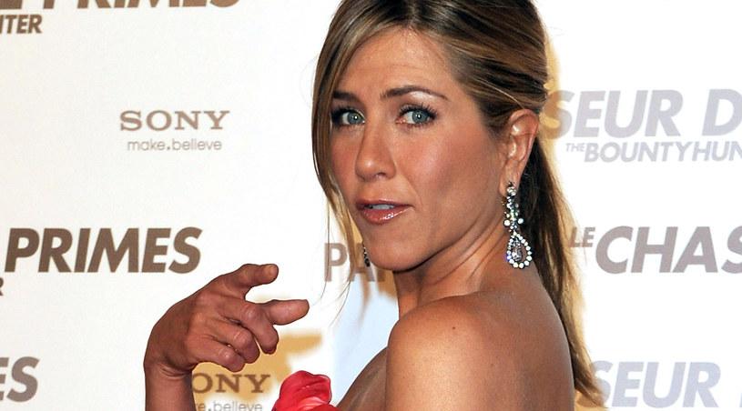 Czy Jennifer Aniston będzie emanować seksem w wystarczającym stopniu? /Pascal Le Segretain /Getty Images/Flash Press Media
