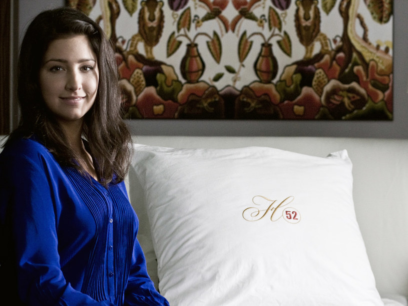 Czy młodziutka Natalia zapanuje nad hotelową machinerią? /Polsat /materiały prasowe