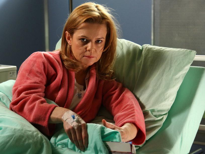 Czy Renata (Małgorzata Sadowska) będzie z Kamilem? /Agencja W. Impact