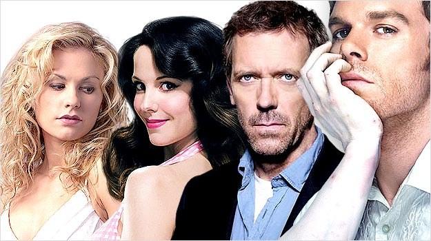 """""""Czysta krew"""", """"Trawka"""", """"Dexter"""" a  może """"Dr House""""? Który serial wypadł w tym roku blado? /materiały prasowe"""