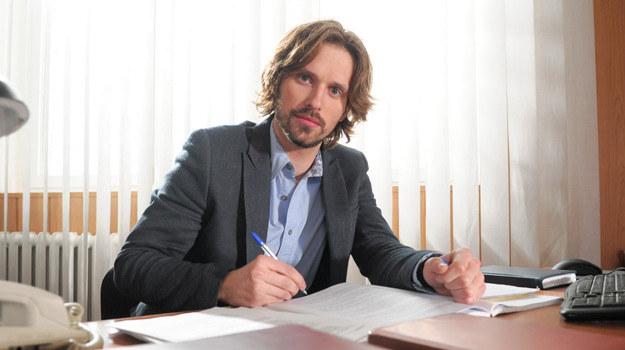 Darek Roszkowski  (Jakub Strzelecki) /Agencja W. Impact