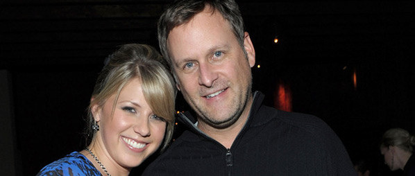 Dave Coulier i Jodie Sweetin /AFP