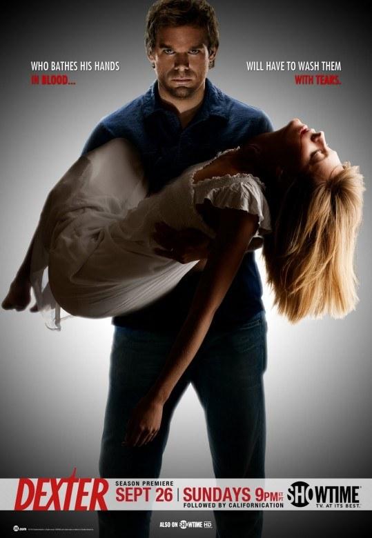 Dexter, dziurę w sercu, po stracie ukochanej żony, wypełnia robieniem dziur w sercach innych /materiały prasowe