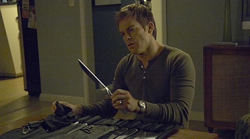 Dexter w domowym zaciszu /Showtime /