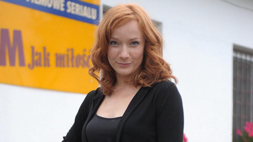 Do stałej obsady sagi rodu Mostowiaków dołączyła aktorka Magdalena Walach /Agencja W. Impact