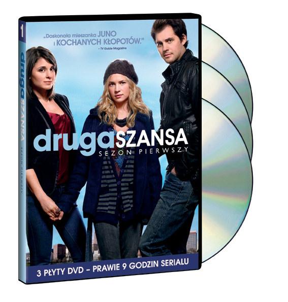 """""""Druga szansa"""" ukazała się na DVD nakładem Galapagos Films /materiały dystrybutora"""