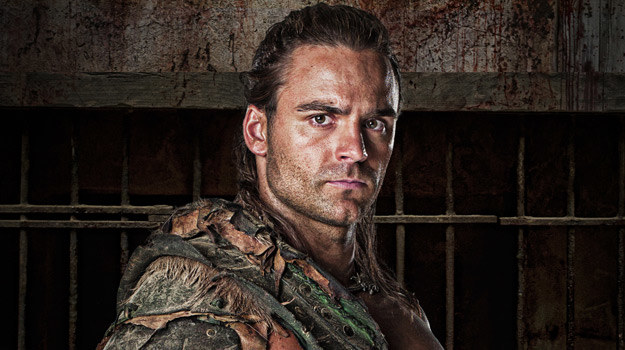 Dustin Clare jako Gannicus /The New York Times Syndicate