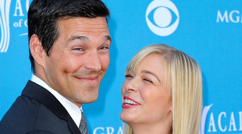 Eddie Cibrian i LeAnn Rimes /Kevork Djansezian /Getty Images/Flash Press Media