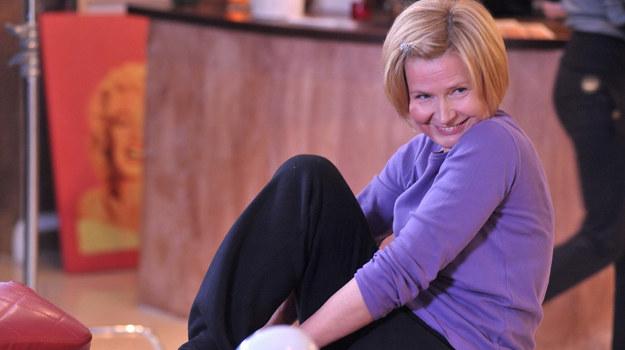 Elżbieta Chojnicka (Barbara Bursztynowicz) ma przed sobą misję do spełnienia /Agencja W. Impact