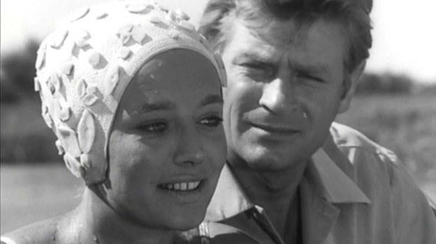 Ewa Szykulska i Stanisław Mikulski /filmpolski