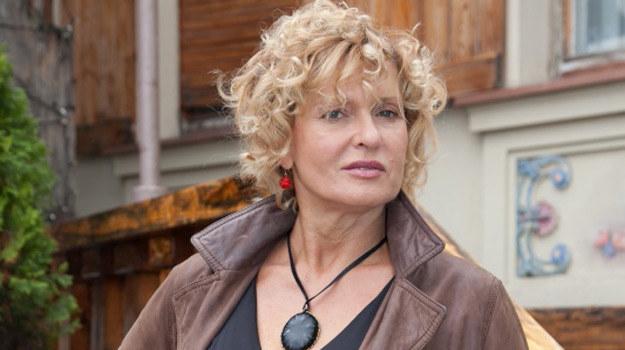 Ewę Kasprzyk zobaczymy w roli Grażyny Chowaniec /Agencja W. Impact