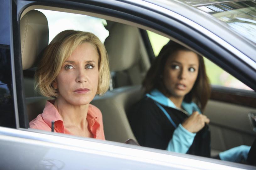 """Felicity Huffman w serialu """"Gotowe na wszystko"""" gra Lynette Scavo /FoxLife /materiały prasowe"""