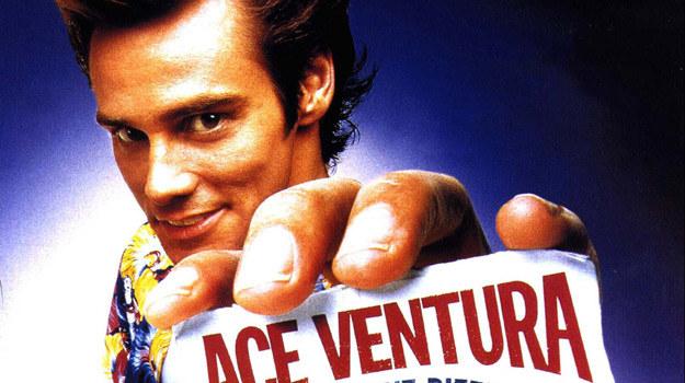 """Film """"Ace Ventura: Psi detektyw"""" przyniósł Jimowi Carrey'owi ogromny sukces /materiały prasowe"""