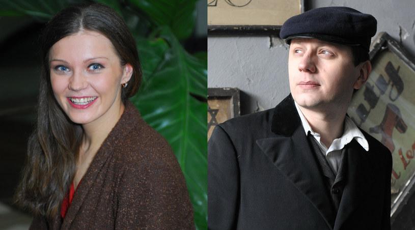Gabriela Czyżewska i Arkadiusz Detmer /Agencja W. Impact