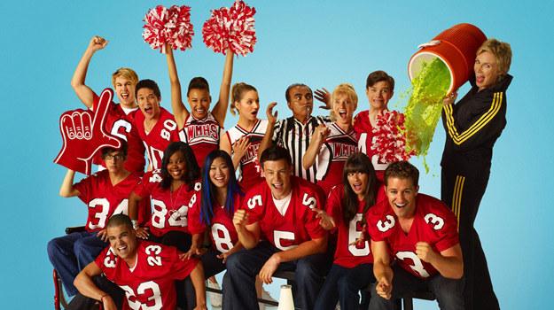 """""""Glee"""" powraca do nas 12 kwietnia z nową dawką emocji /materiały prasowe"""