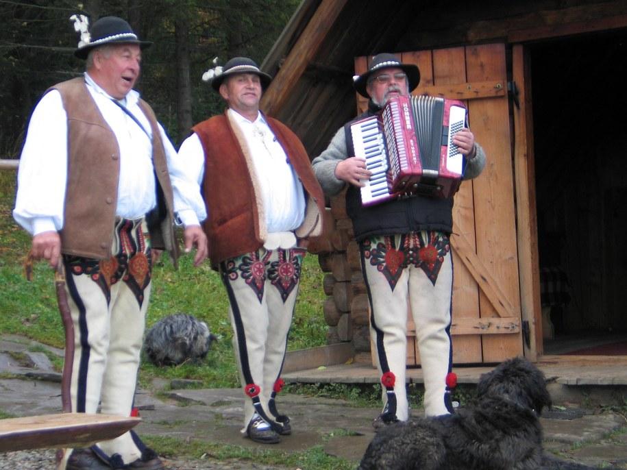 Górale mają niezawodne sposoby rozpoznawania turystów /Maciej Pałahicki /RMF FM