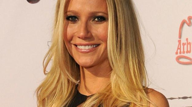 """Gwyneth Paltrow lubi nie tylko grać, ale i śpiewać w """"Glee"""" /AFP"""