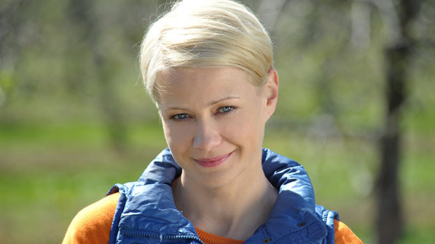 Hanka Mostowiak (Małgorzata Kożuchowska) była jedną z ulubionych serialowych bohaterek Polaków /Agencja W. Impact