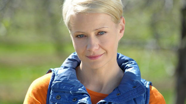 Hanka Mostowiak (Małgorzata Kożuchowska) umrze w wieku niespełna 36 lat. /Agencja W. Impact