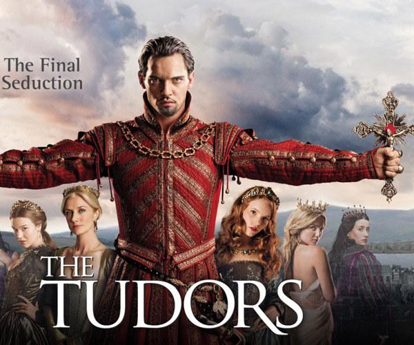 """Henryk VIII z serialu """"Dynastia Tudorów"""" /materiały prasowe"""