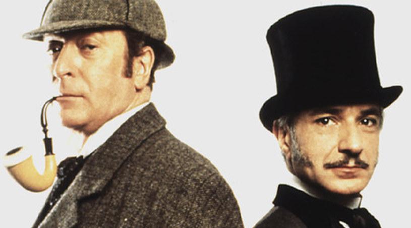 """Holmes i Watson z filmu """"Without a clue"""" /AKPA"""