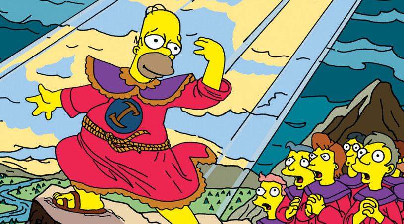 Homer Simpson /materiały prasowe