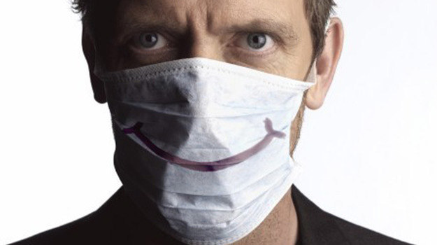 Hugh Laurie jako Gregory House /materiały prasowe