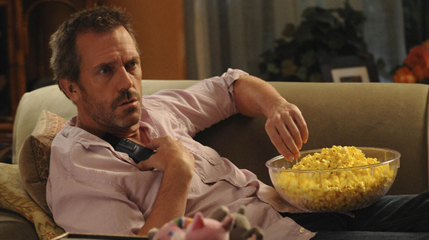 Hugh Laurie powraca w 23 epizodach przygód doktora House'a /materiały dystrybutora