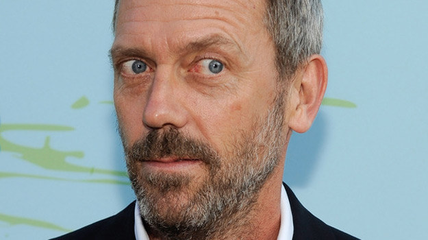 Hugh Laurie /AFP