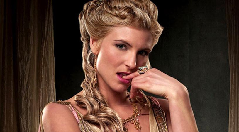 Ilithyia (Viva Bianca), jedna z bohaterek serialu /HBO /materiały prasowe
