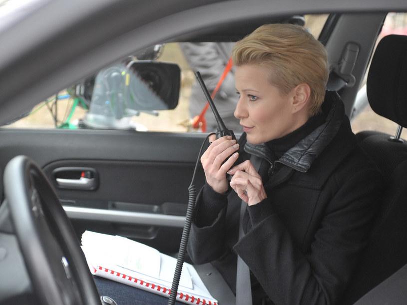Inspektor Barska to doświadczona profesjonalistka /Agencja W. Impact