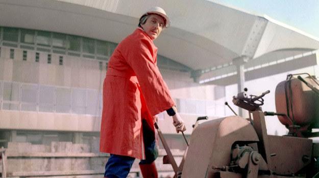 Inżynier Karwowski na budowie /East News/POLFILM