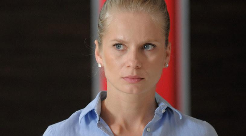 Iwona Szwed lubi chłód i elegancję /Agencja W. Impact