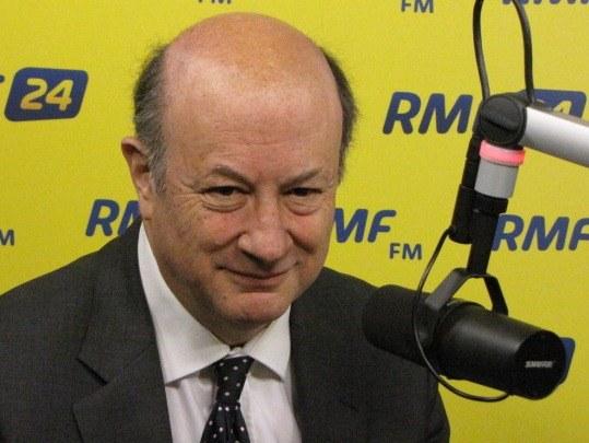 Jacek Rostowski /Olga Wasilewska /Archiwum RMF FM