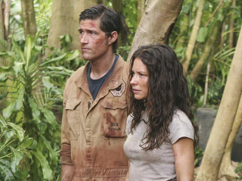 Jack i Kate w dżungli (Sezon 6.) /AXN