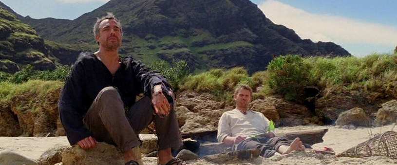 Jacob i jego odwieczny wróg patrzą wspólnie na morze. Romantyczny widoczek. /ABC /