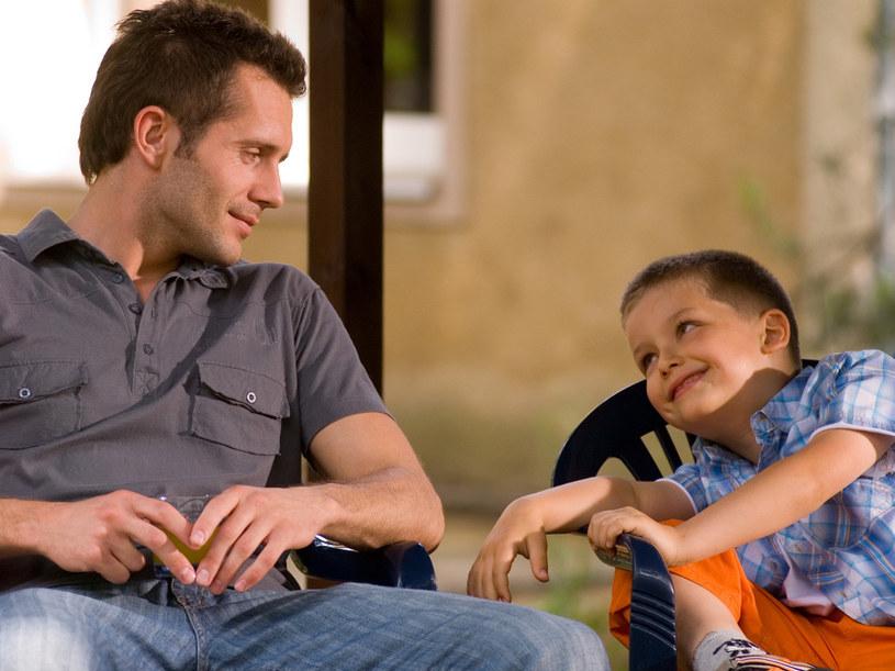 Jak oceniacie decyzję Olgi: kieruje się dobrem synka czy tylko własną wygodą i interesem? /Agencja W. Impact
