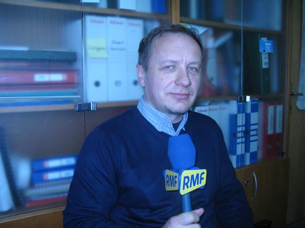 Jan Derkacz /Grzegorz Jasiński /RMF FM
