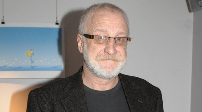 """Jan Fus z """"Blondynki"""", czyli Krzysztof Gosztyła /Agencja W. Impact"""
