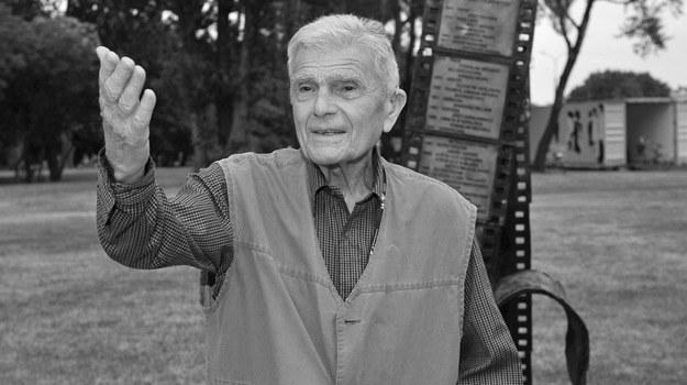 Janusz Morgenstern na 36. Festiwalu Polskich Filmów Fabularnych w Gdyni /Kurnikowski /AKPA