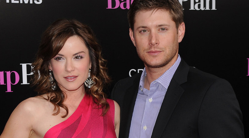 Jensen ze swoją wybranką, Danneel /Jason Merritt /Getty Images/Flash Press Media